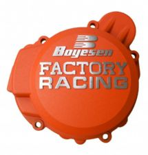 IGNITION COVER KTM/HUSKY SX250 03-16, XC250 04-07, XC300 04-07, TC250 14-16 ORANGE (R)